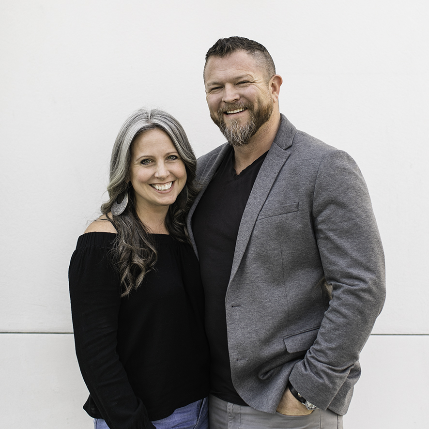 Our Pastors: Matthew & Siobhan Oliver